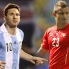 Match Argentine – Suisse Coupe du Monde 2014