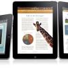 iPad le nouvel appareil tendance d'Apple