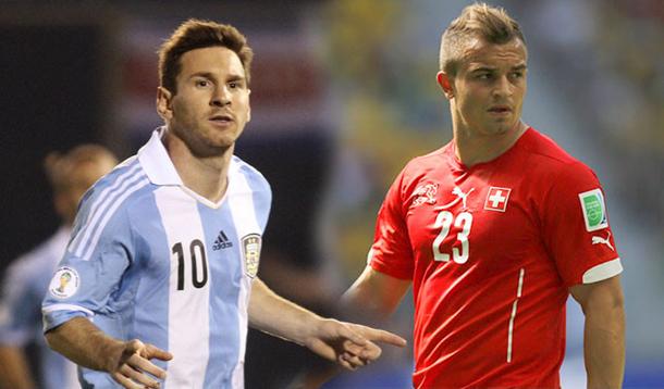 argentine-suisse en direct depuis Neuchâtel